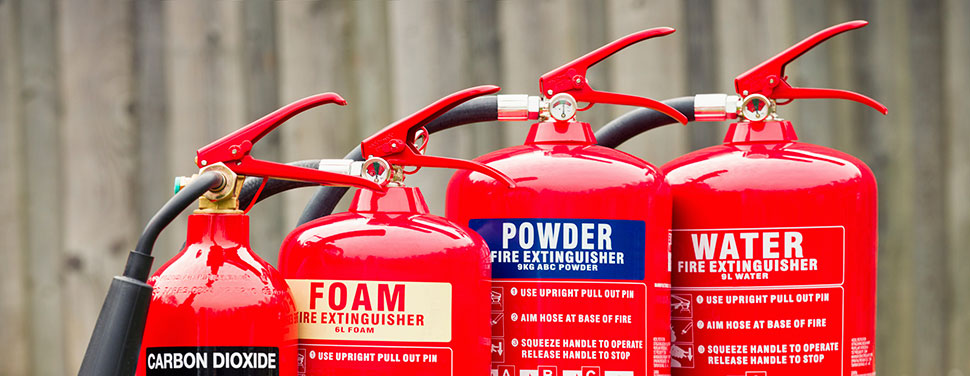 Fire extinguisher sales Deeside North Wales