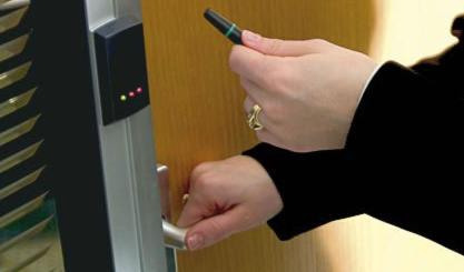 Access Control Systems North Wales